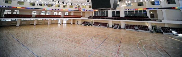 Завершается строительство Центра спорта «Самбо-70» в районе Академический