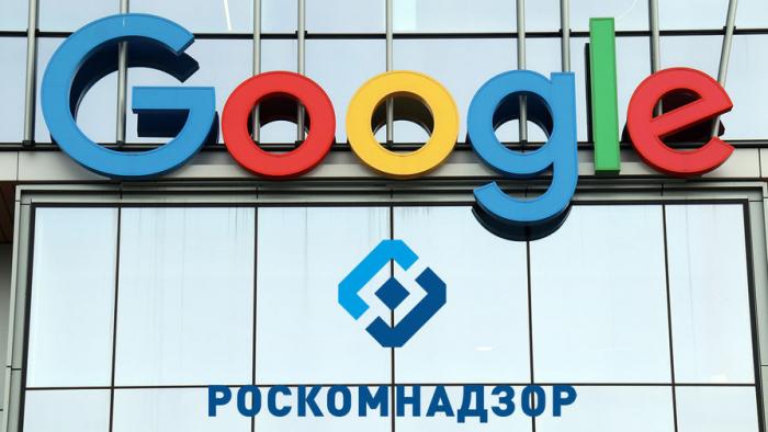 Роскомнадзор потребовал Google закрыть сайт Навального «Умное голосование»