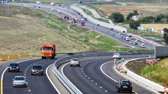 «Автодор»: трасса М—4 «Дон» будет свободна от пробок этим летом