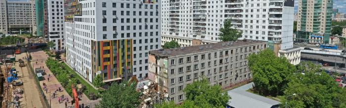 Жители более 50 домов переселяются по программе реновации в Западном административном округе