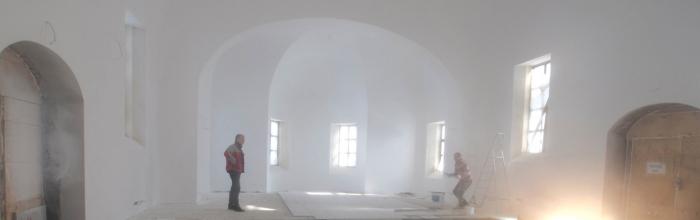 Храм в честь священномученика Ермогена в Гольянове планируется сдать в эксплуатацию в будущем году