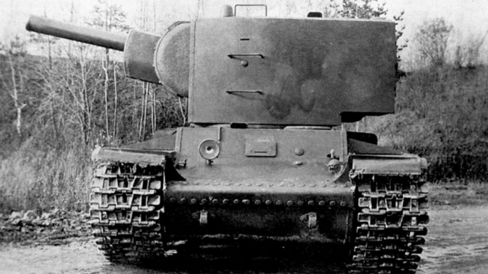 Опубликован доклад вермахта о первой встрече с неизвестным советским танком
