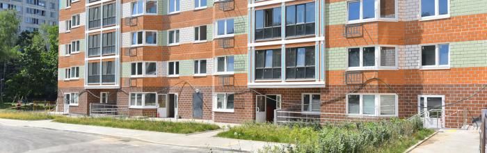 Началось строительство дома по реновации в районе Коньково