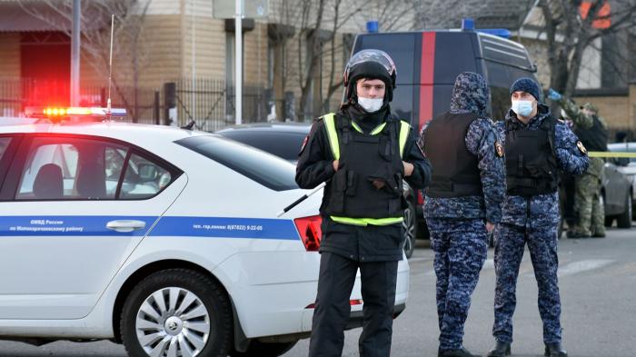 ФСБ предотвратила теракт в Карачаево-Черкесии