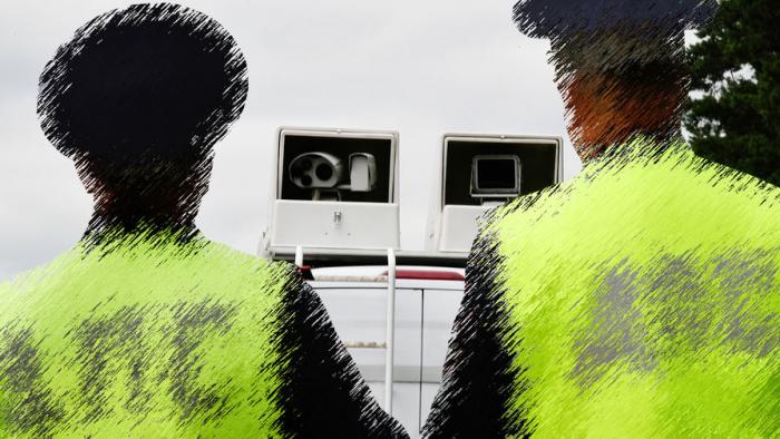 Камера начала «штрафовать» водителей завыключенные фары вМоскве