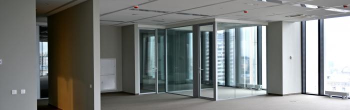 Офисный комплекс AFI2B с паркингом на 216 мест ввели в районе Тверской