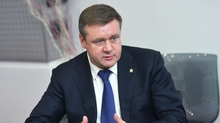 Рязанский губернатор отправил в отставку своего первого заместителя