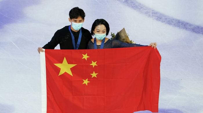 Суй Вэньцзин и Хань Цун выиграли тестовый турнир перед Олимпиадой