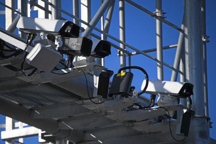ГИБДД раскрыла, сколько штрафов камеры «выписали» зателефон и ремни