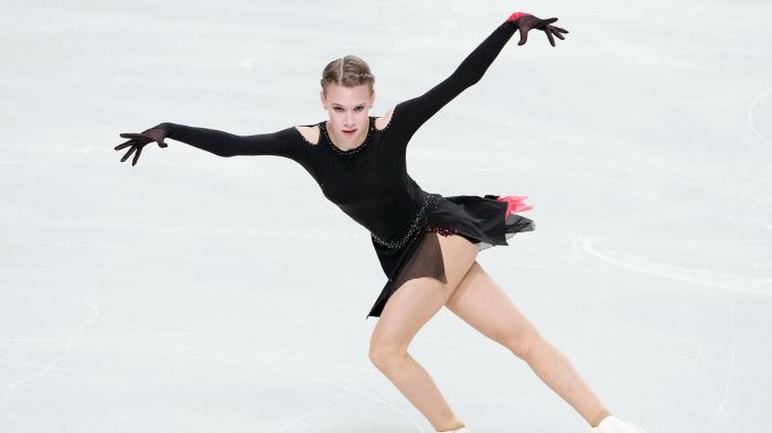 Новая звезда Тутберидзе: она обошла Щербакову и выиграла турнир в Венгрии