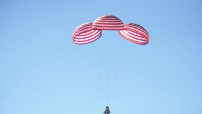 ВРоссии испытали «умный» парашют