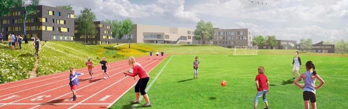 Шесть команд вышли в финал конкурса на создание концепции образовательного центра «Летово»