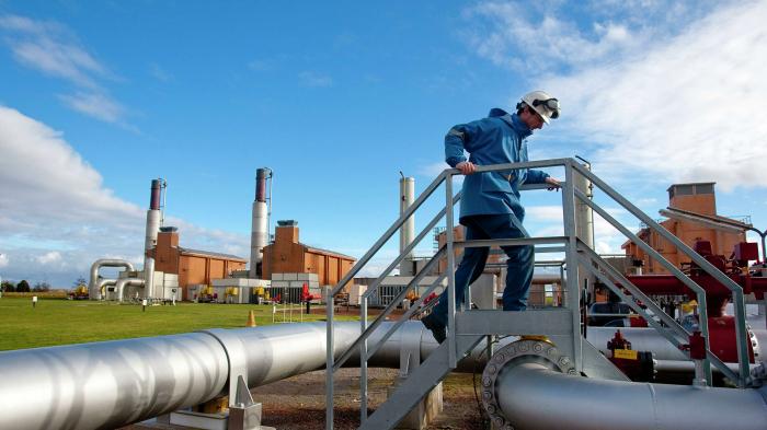Цена фьючерсов на газ в Европе побила очередной рекорд