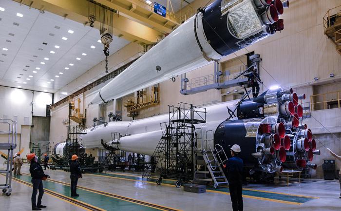 Сбербанк разместит рекламу на ракете