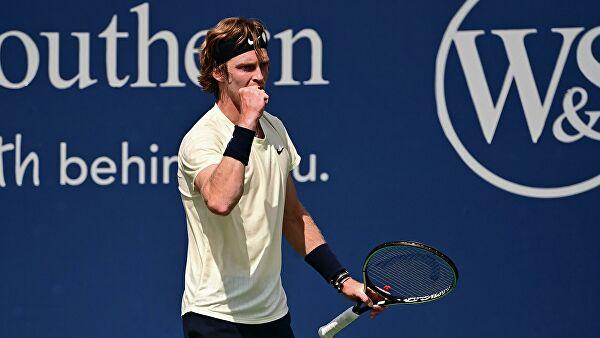 Теннисист Рублев рассказал о своем ментальном и физическом состоянии