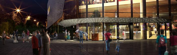 Андрей Бочкарёв: Здание кинотеатра «София» ввели в эксплуатацию после реконструкции на востоке Москвы