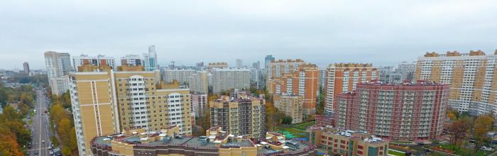 В районе Кунцево часть территории КРТ будет использована под цели программы реновации