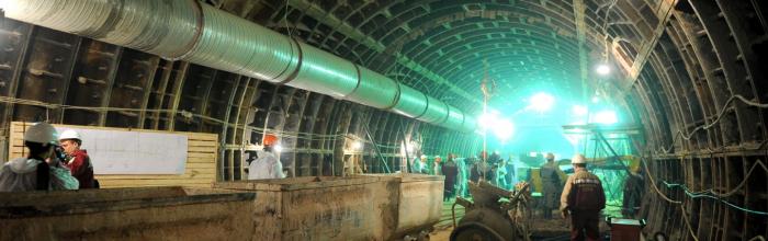 Андрей Бочкарёв: 35 новых станций метро планируется построить в Москве до конца 2024 года