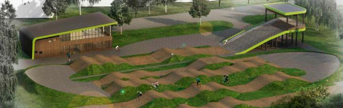 BMX-велодром в районе Дмитровский построят в 2021 году