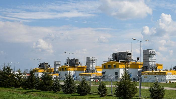 «Газпром» объяснил снижение транзита по газопроводу «Ямал — Европа»