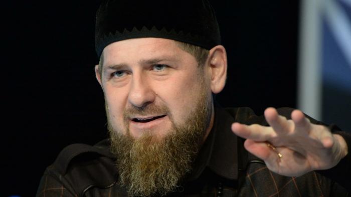 Кадыров вступил в должность главы Чечни