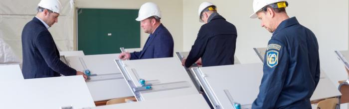 Руководитель Мосгосстройнадзора И. Войстратенко: в ТиНАО завершается строительство школы и трех детских садов