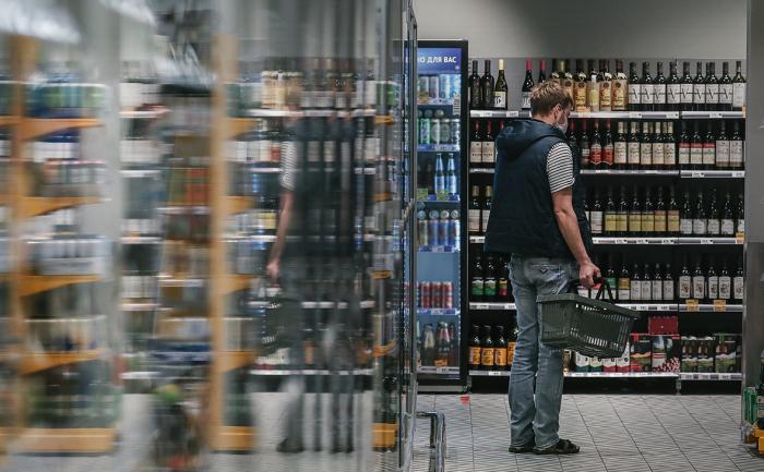 Татулова предложила ввести QR-коды на продажу алкоголя в магазинах