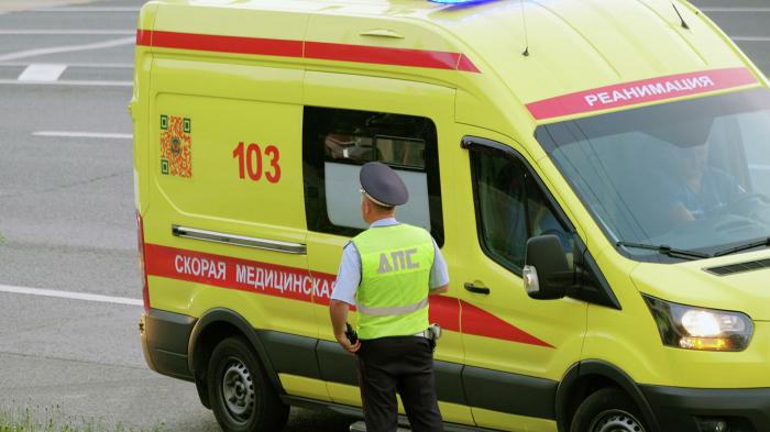 Дептранс рассказал о блогере, сбившей ребенка в Москве