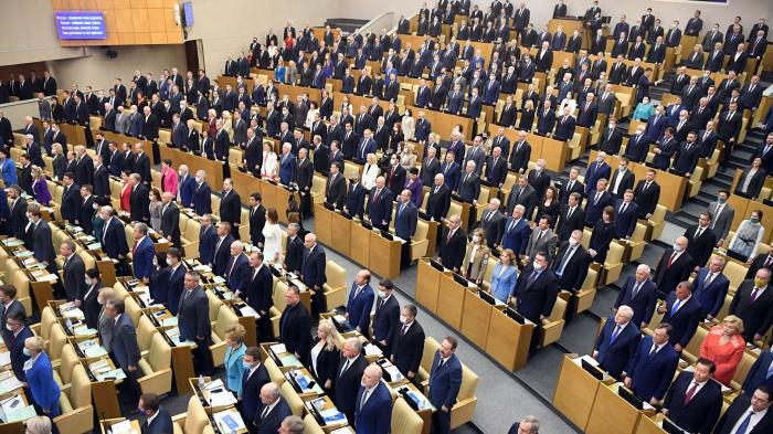 Госдума утвердила глав комитетов по охране здоровья, культуре и науке