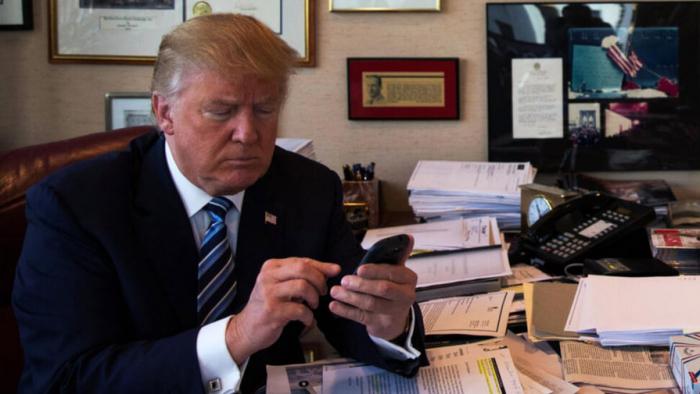Компания Трампа объявила осоздании новой соцсети TRUTH Social