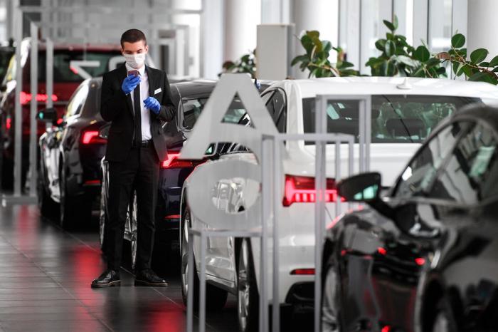 Рост цен наавтомобили превысил пятилетний уровень
