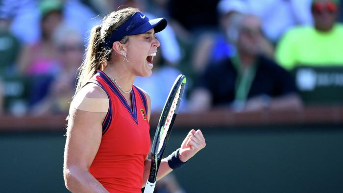 Бадоса победила Азаренко и выиграла турнир в Индиан-Уэллсе