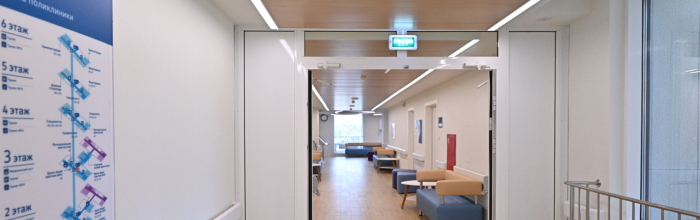 КДЦ с поликлиникой построят на территории больницы № 64 в ЮЗАО