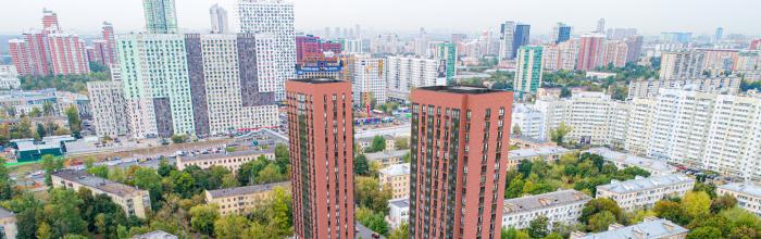 До конца октября по программе реновации запланировано начало переселения жителей 10 домов