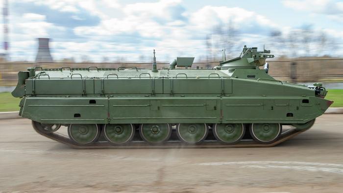 В Ростовской области задержали партию контрабандных бронетранспортеров